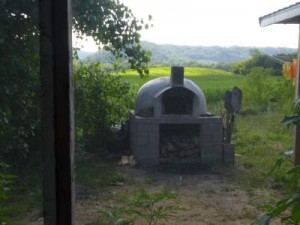 oven at ACRE